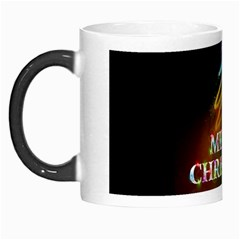Merry Christmas Abstract Morph Mugs