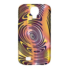 Ethnic Tribal Pattern Samsung Galaxy S4 Classic Hardshell Case (PC+Silicone)