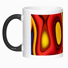 Pattern Background Structure Morph Mugs