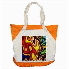 Pattern Background Structure Accent Tote Bag