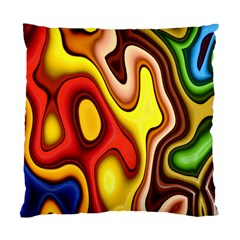 Pattern Background Structure Standard Cushion Case (Two Sides)