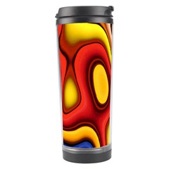 Pattern Background Structure Travel Tumbler