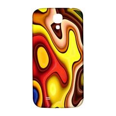 Pattern Background Structure Samsung Galaxy S4 I9500/I9505  Hardshell Back Case