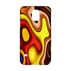 Pattern Background Structure Samsung Galaxy S5 Hardshell Case