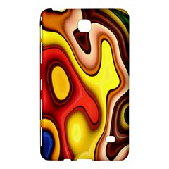 Pattern Background Structure Samsung Galaxy Tab 4 (8 ) Hardshell Case