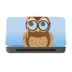Read Owl Book Owl Glasses Read Memory Card Reader with CF