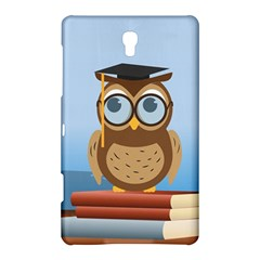 Read Owl Book Owl Glasses Read Samsung Galaxy Tab S (8 4 ) Hardshell Case