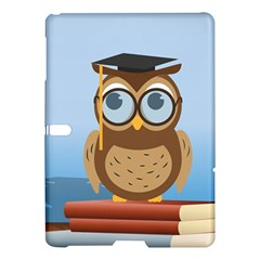 Read Owl Book Owl Glasses Read Samsung Galaxy Tab S (10.5 ) Hardshell Case
