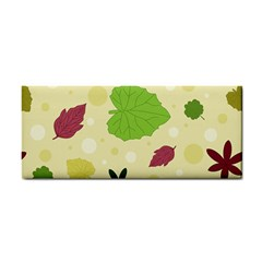 Leaves Pattern Cosmetic Storage Cases