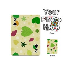 Leaves Pattern Playing Cards 54 (Mini)