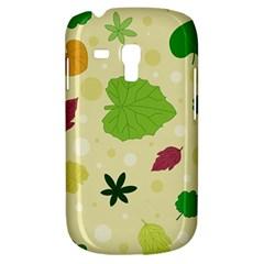 Leaves Pattern Galaxy S3 Mini