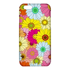 Floral Background iPhone 6/6S TPU Case