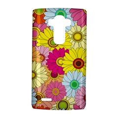 Floral Background LG G4 Hardshell Case