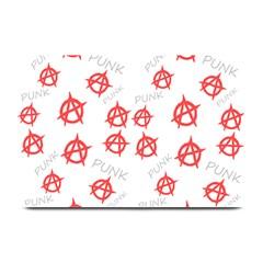 Punk pattern Plate Mats