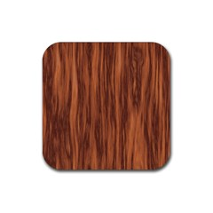 Texture Tileable Seamless Wood Rubber Square Coaster (4 pack)
