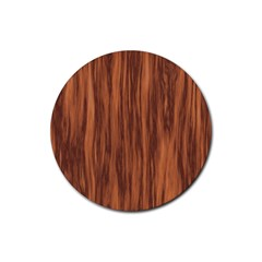 Texture Tileable Seamless Wood Rubber Coaster (Round)