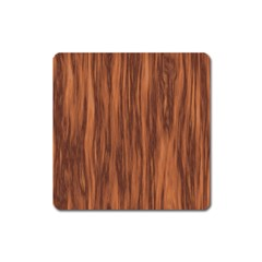 Texture Tileable Seamless Wood Square Magnet