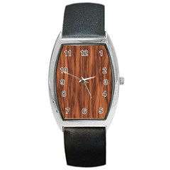 Texture Tileable Seamless Wood Barrel Style Metal Watch
