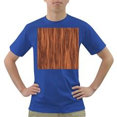 Texture Tileable Seamless Wood Dark T-Shirt