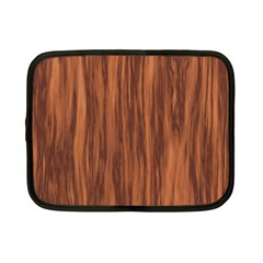 Texture Tileable Seamless Wood Netbook Case (Small)