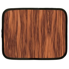 Texture Tileable Seamless Wood Netbook Case (Large)