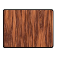 Texture Tileable Seamless Wood Fleece Blanket (Small)
