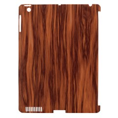 Texture Tileable Seamless Wood Apple Ipad 3/4 Hardshell Case (compatible With Smart Cover)