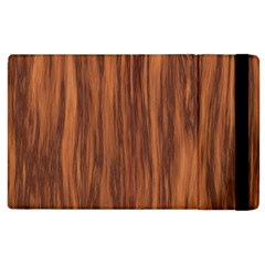 Texture Tileable Seamless Wood Apple iPad 3/4 Flip Case
