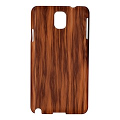 Texture Tileable Seamless Wood Samsung Galaxy Note 3 N9005 Hardshell Case
