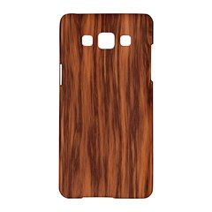 Texture Tileable Seamless Wood Samsung Galaxy A5 Hardshell Case