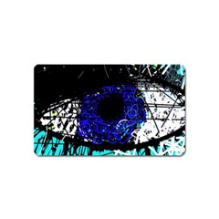 Blue eye Magnet (Name Card)