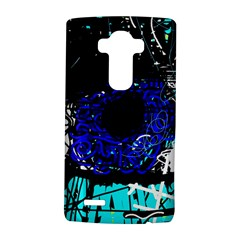 Blue eye LG G4 Hardshell Case