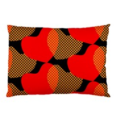 Heart Pattern Pillow Case