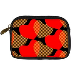 Heart Pattern Digital Camera Cases
