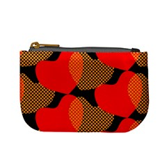 Heart Pattern Mini Coin Purses