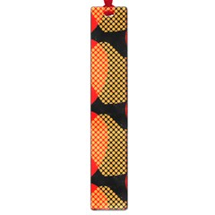 Heart Pattern Large Book Marks