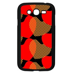 Heart Pattern Samsung Galaxy Grand Duos I9082 Case (black)