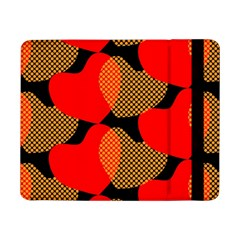 Heart Pattern Samsung Galaxy Tab Pro 8.4  Flip Case