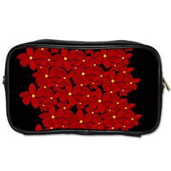 Red bouquet  Toiletries Bags