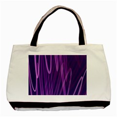 The Background Design Basic Tote Bag (Two Sides)