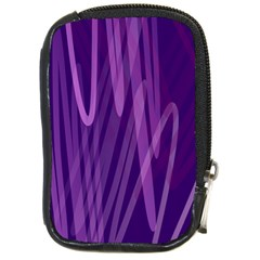 The Background Design Compact Camera Cases