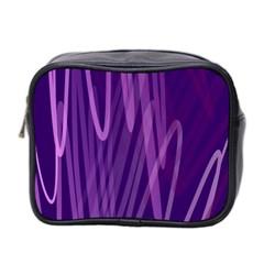 The Background Design Mini Toiletries Bag 2-Side