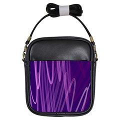 The Background Design Girls Sling Bags