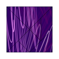 The Background Design Acrylic Tangram Puzzle (6  X 6 )