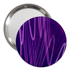 The Background Design 3  Handbag Mirrors