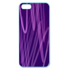 The Background Design Apple Seamless iPhone 5 Case (Color)
