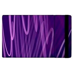 The Background Design Apple Ipad 3/4 Flip Case