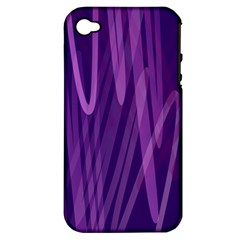 The Background Design Apple iPhone 4/4S Hardshell Case (PC+Silicone)