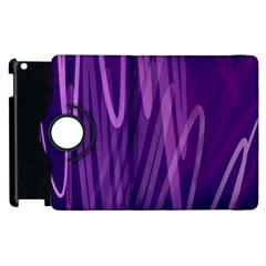 The Background Design Apple Ipad 3/4 Flip 360 Case
