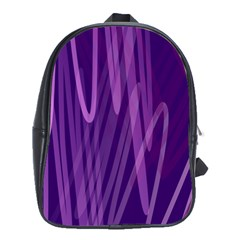 The Background Design School Bags (xl)